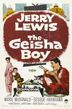 The Geisha Boy - 11 x 17 Movie Poster - Style A