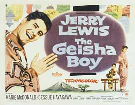 The Geisha Boy - 22 x 28 Movie Poster - Style A