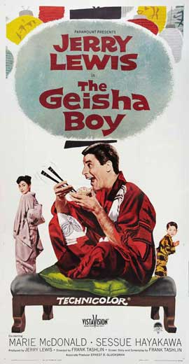 The Geisha Boy - 20 x 40 Movie Poster - Style A