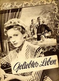 Geliebtes Leben - 27 x 40 Movie Poster - German Style A