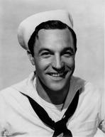 Gene Kelly - Gene Kelly smiling in Sailor Uniform