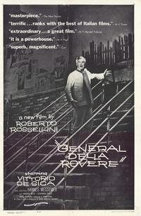 General Della Rovere - 27 x 40 Movie Poster - Style A