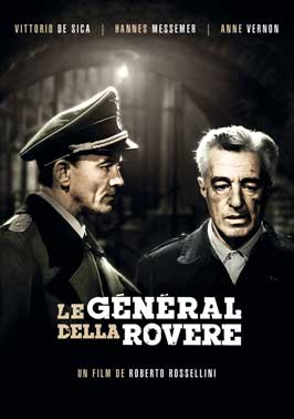 General Della Rovere - 27 x 40 Movie Poster - French Style A