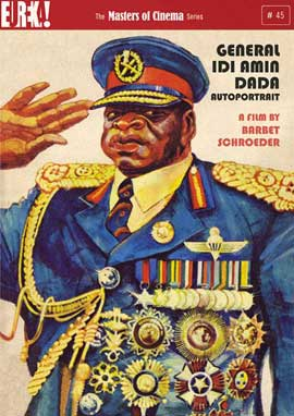 General Idi Amin Dada: A Self Portrait - 11 x 17 Movie Poster - Style A