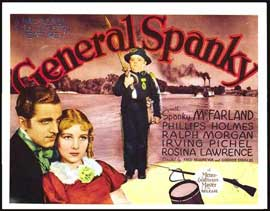 General Spanky - 11 x 17 Movie Poster - Style A