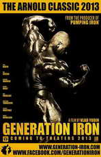 Generation Iron - 11 x 17 Movie Poster - Style A