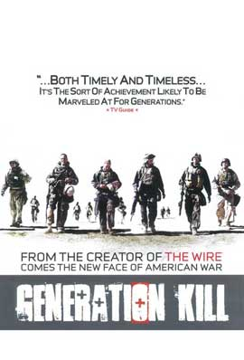 Generation Kill - 11 x 17 TV Poster - Style B