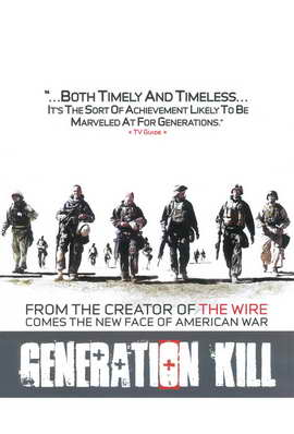 Generation Kill - 27 x 40 Movie Poster