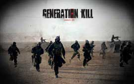 Generation Kill - 11 x 17 TV Poster - Style D