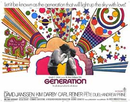 Generation - 11 x 14 Movie Poster - Style C