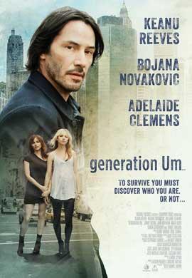 generation Um� - 11 x 17 Movie Poster - Style B
