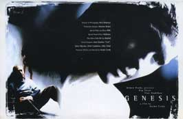 Genesis - 11 x 17 Movie Poster - Spanish Style A