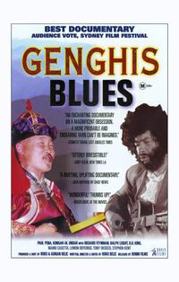 Genghis Blues - 27 x 40 Movie Poster - Style A