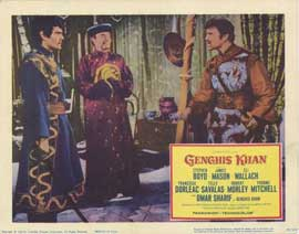 Genghis Khan - 11 x 14 Movie Poster - Style B