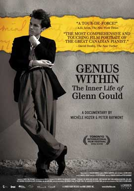 Genius Within: The Inner Life of Glenn Gould - 27 x 40 Movie Poster - Style A