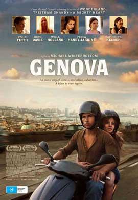 Genova - 11 x 17 Movie Poster - Australian Style A