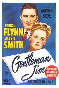 Gentleman Jim - 27 x 40 Movie Poster - Style A