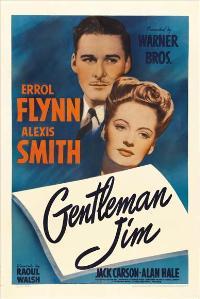 Gentleman Jim - 11 x 17 Movie Poster - Style B