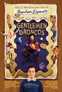 Gentlemen Broncos - 11 x 17 Movie Poster - Style A