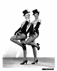 Gentlemen Prefer Blondes - 8 x 10 B&W Photo #2