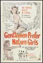 Gentlemen Prefer Nature Girls - 11 x 17 Movie Poster - Style A