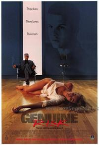Genuine Risk - 11 x 17 Movie Poster - Style A