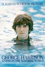 George Harrison: Living in the Material World (TV) - 43 x 62 TV Poster - Style A