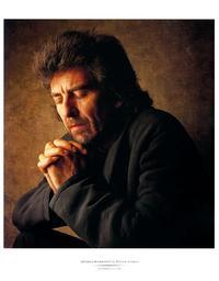 George Harrison - 11 x 14 Movie Poster - Style B