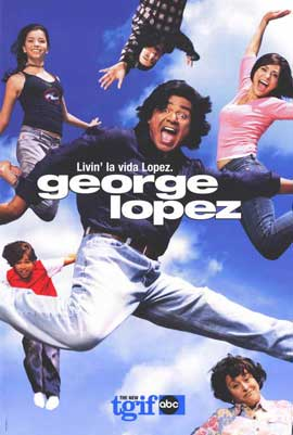 George Lopez - 11 x 17 TV Poster - Style A