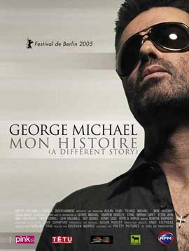 George Michael: A Different Story - 27 x 40 Movie Poster - French Style A