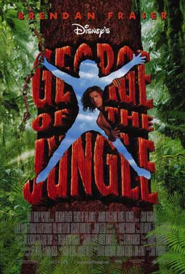George of the Jungle - 27 x 40 Movie Poster - Style B