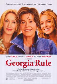 Georgia Rule - 43 x 62 Movie Poster - Bus Shelter Style A