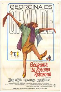 Georgy Girl - 11 x 17 Movie Poster - Spanish Style A