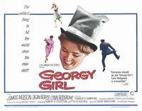 Georgy Girl - 22 x 28 Movie Poster - Half Sheet Style A