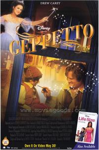 Geppetto - 27 x 40 Movie Poster - Style A