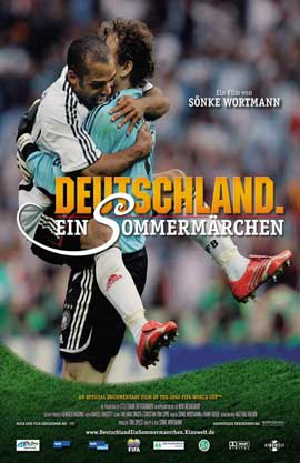 Germany: A Summer's Fairytale - 11 x 17 Movie Poster - German Style B