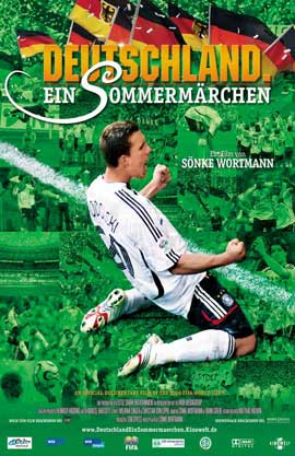 Germany: A Summer's Fairytale - 11 x 17 Movie Poster - German Style C