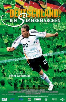 Germany: A Summer's Fairytale - 11 x 17 Movie Poster - German Style D