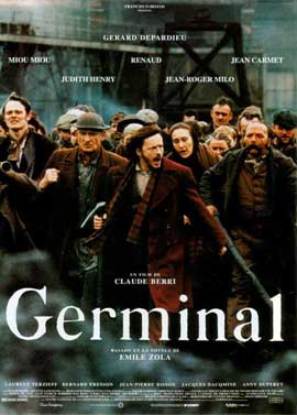 Germinal - 27 x 40 Movie Poster - Spanish Style A