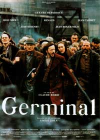 Germinal - 43 x 62 Movie Poster - Spanish Style A