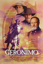 Geronimo:  An American Legend - 11 x 17 Movie Poster - Style E