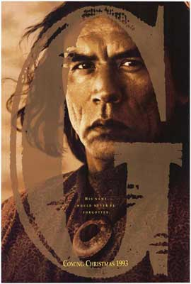 Geronimo:  An American Legend - 11 x 17 Movie Poster - Style C