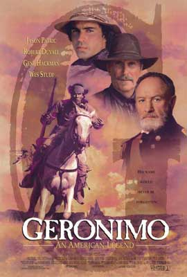 Geronimo:  An American Legend - 27 x 40 Movie Poster - Style A