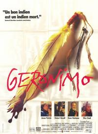 Geronimo:  An American Legend - 11 x 17 Movie Poster - French Style A
