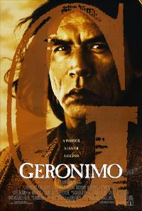 Geronimo:  An American Legend - 43 x 62 Movie Poster - Bus Shelter Style A