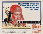 Geronimo - 11 x 17 Movie Poster - Style A
