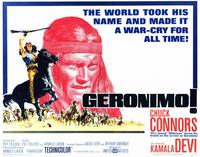 Geronimo - 11 x 14 Movie Poster - Style A