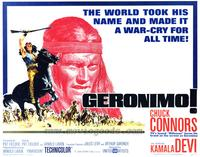 Geronimo - 27 x 40 Movie Poster - Style A