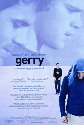 Gerry - 11 x 17 Movie Poster - Style A