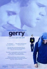 Gerry - 27 x 40 Movie Poster - Style A